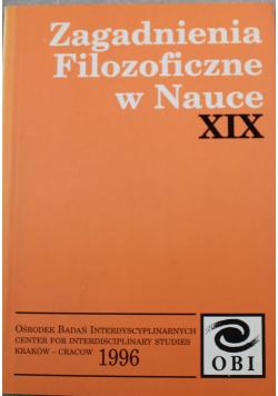 Zagadnienia filozoficzne w Nauce XIX