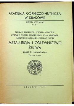 Metalurgia i odlewnictwo żeliwa część II