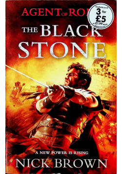 Agent of Rome The black stone