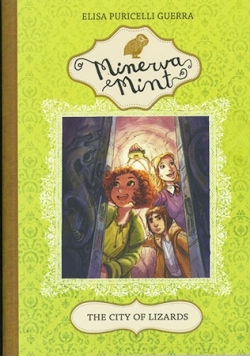 Minerva Mint City of Lizards