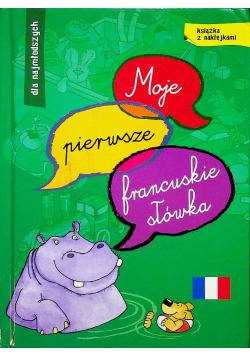 Moje pierwsze francuskie słówka
