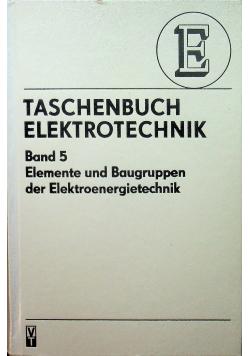 Taschenbuch elektrotechnik