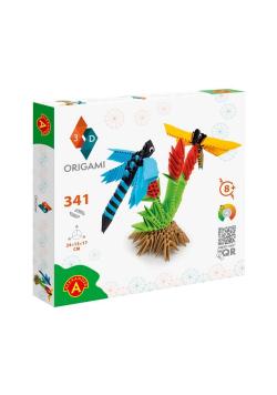 Origami 3D - Ważki ALEX