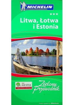 Litwa Łotwa i Estonia