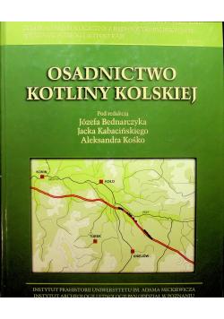 Osadnictwo Kotliny Kolskiej plus CD