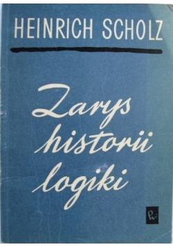 Zarys historii logiki