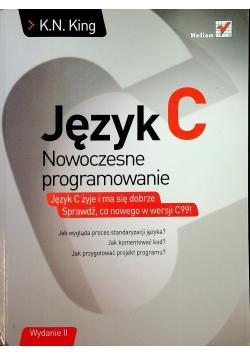 Język C Nowoczesne programowanie