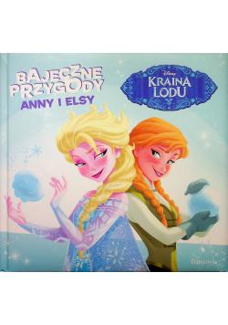 Bajeczne przygody Anny i Elsy