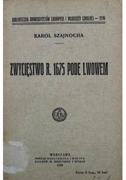 Zwycieństwo r 1675 pode Lwowem 1909 r.