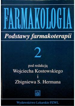 Farmakologia Podstawy farmakoterapii Tom 2