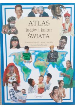 Atlas ludów i kultur świata