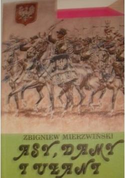 Asy Damy i Ułani Autograf Mierzewiński