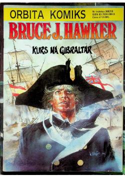 Bruce J Hawker Kurs na Gibraltar