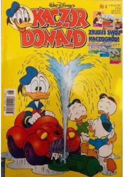 Kaczor Donald nr 4