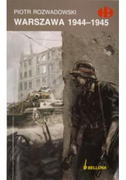 Warszawa 1944 - 1945
