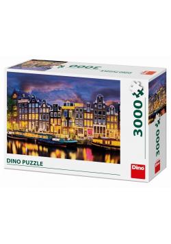 Puzzle 3000 Holandia, Amsterdam
