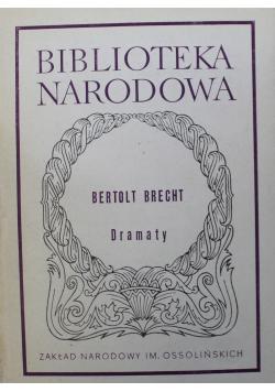 Bertolt Brecht Dramaty