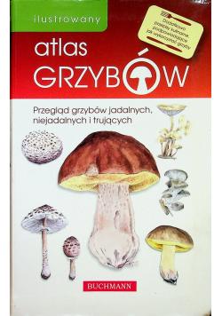 Ilustrowany atlas grzybów