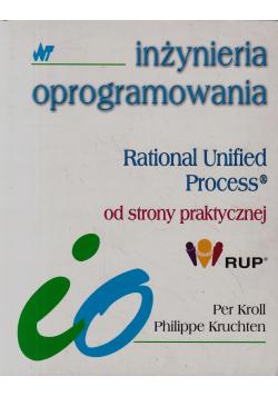 Rational Unified Process od strony praktycznej