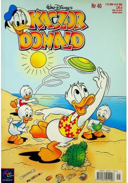 Kaczor Donald nr 40