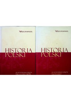 Historia polski 2 tomy