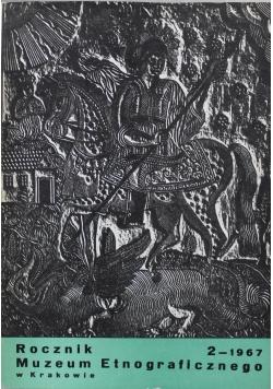 Rocznik Muzeum Etnograficznego w Krakowie Nr 2