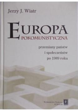 Europa Pokomunistyczna
