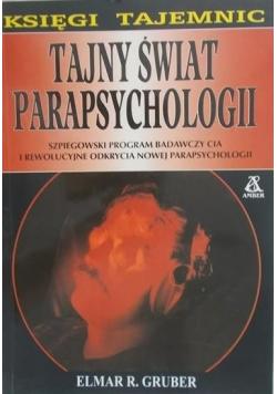 Tajny świat parapsychologii