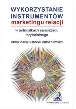 Wykorzystanie instrumentów marketingu..