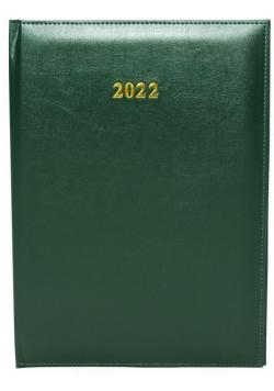Terminarz 2022 tygodniowy B5 Divas zieleń ARTSEZON