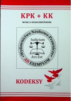 KPK + KK wraz z orzecznictwem