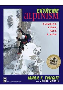 Extreme alpinism