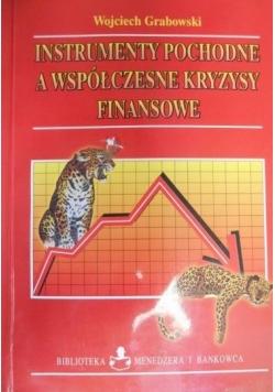Instrumenty a współczesne kryzysy finansowe