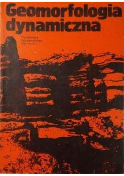 Geomorfologia dynamiczna