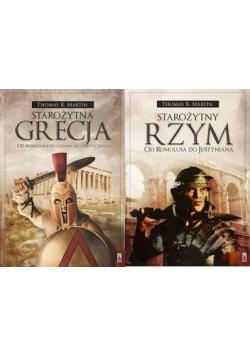 Starożytna Grecja / Starożytny Rzym