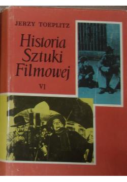 Historia sztuki filmowej VI