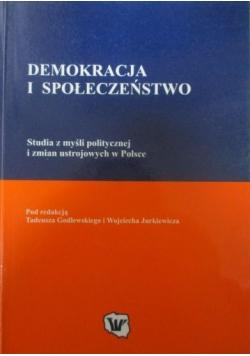Demokracja i społeczeństwo