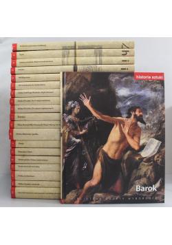 Historia sztuki 20 tomów