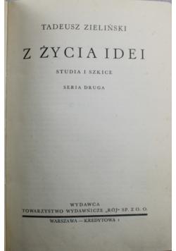 Z życia idei 1939 r.