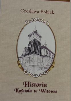 Historia Kościoła w Witowie
