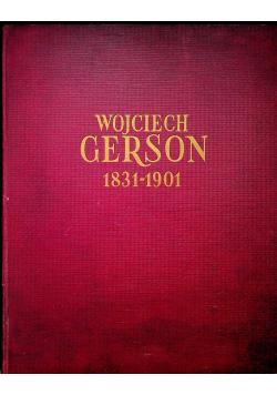 Wojciech Gerson 1831 1901, 1939 r.