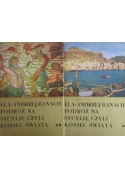 Podróż na Sycylię czyli koniec świata 2 tomy