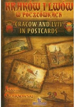 Kraków i Lwów w pocztówkach