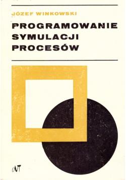 Programowanie symulacji procesów