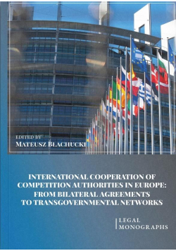 International Cooperation of Competition...