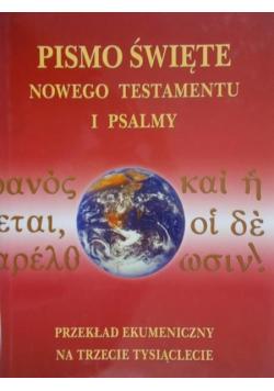 Pismo Święte Nowego Testamentu i Psalmy