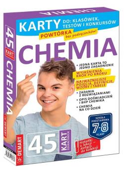 Chemia. Karty edukacyjne