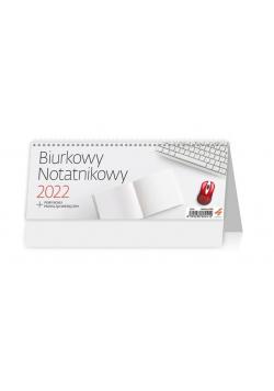 Kalendarz 2022 biurkowy Notatnikowy HELMA
