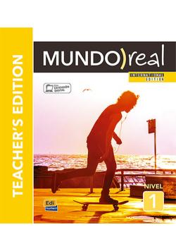Mundo Real International 1 przewodnik metodyczny
