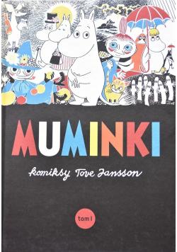 Muminki komiks Tom 1